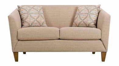 Emery Bamboo Sofa Loveseat