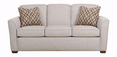 Lakewood White Sofa
