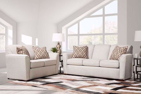 Picture of Lakewood White Sofa