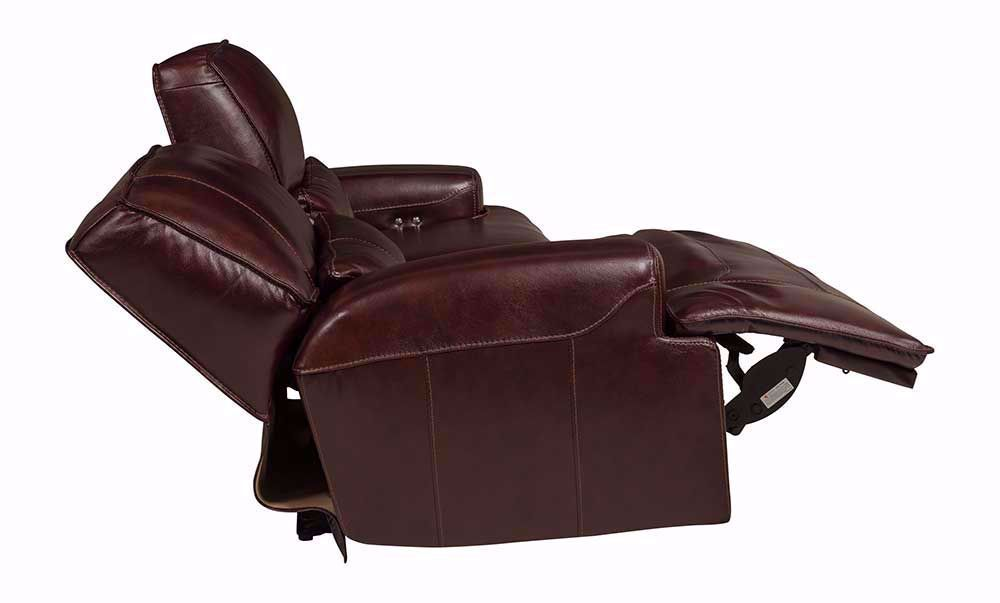 Picture of Longhorn Cabernet Power Reclining Sofa