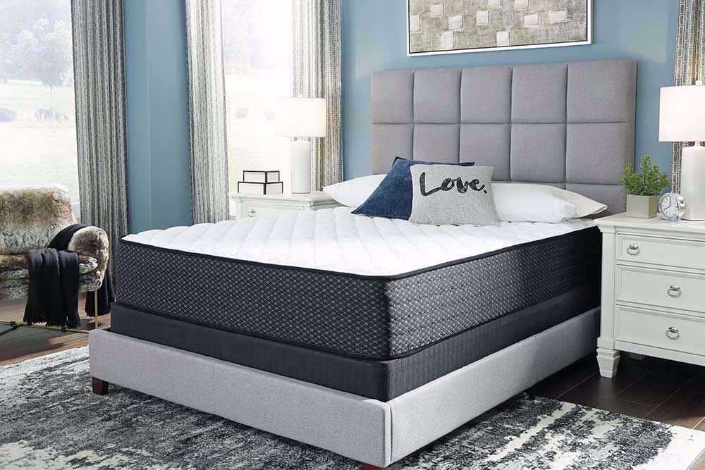 Picture of Ashley Anniversary Edition Firm Twin Mattress Set