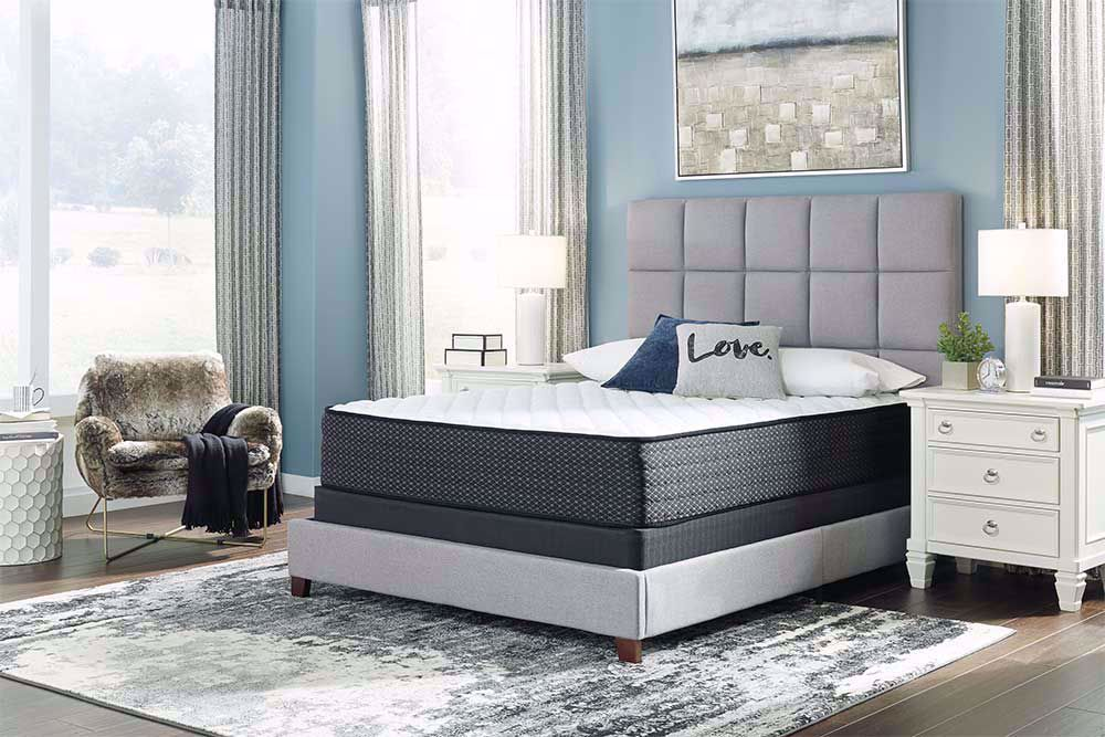 Picture of Ashley Anniversary Edition Firm Queen Mattress Set