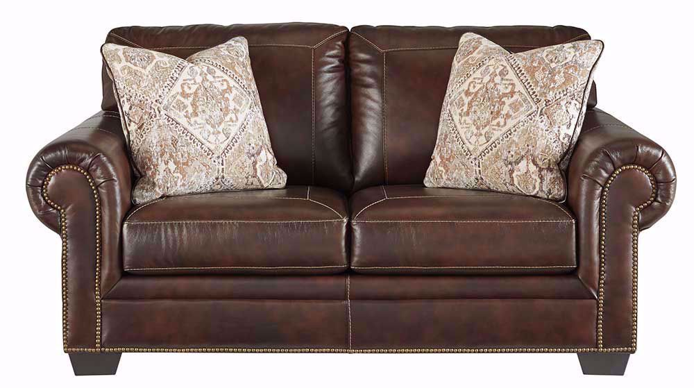Picture of Roleson Walnut Loveseat