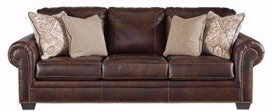 Roleson Walnut Sofa