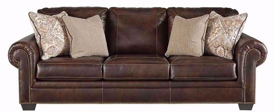 Picture of Roleson Walnut Sofa