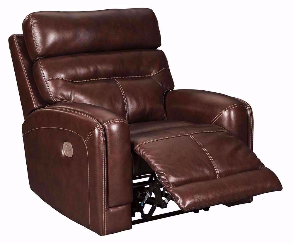 Picture of Sessom Walnut Power Recliner