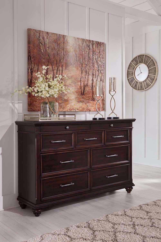 Brynhurst Dresser The Furniture Mart