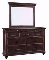 Brynhurst Dresser and Mirror Set