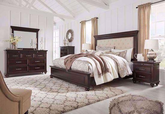 Picture of Brynhurst Queen Panel Bedroom Set