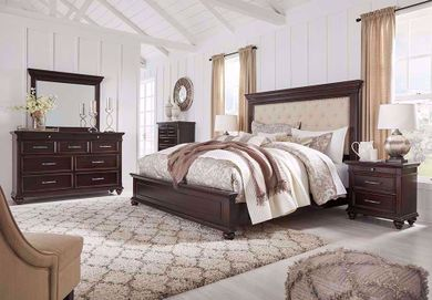 Brynhurst King Panel Bedroom Set