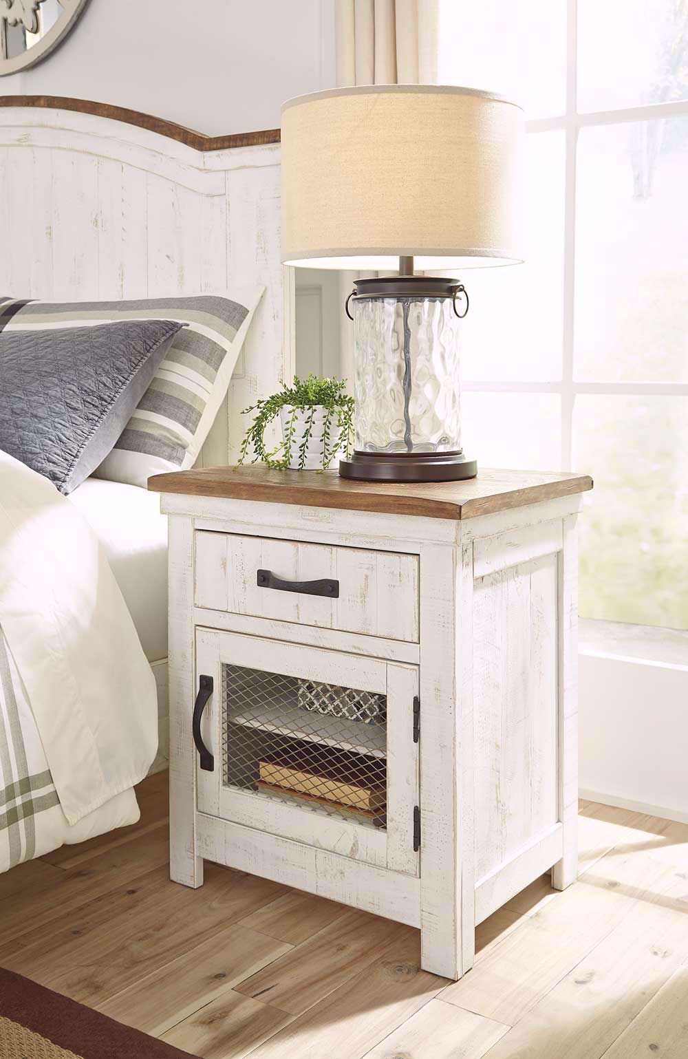 Picture of Wystfield Nightstand