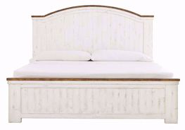 Wystfield King Panel Bed Set