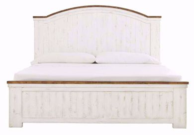 Wystfield Queen Panel Bed Set