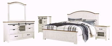 Wystfield Queen Panel Bedroom Set