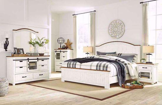 Picture of Wystfield Queen Panel Bedroom Set