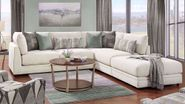 Honor Almond Two Piece Sectional