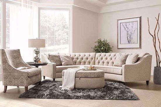 Picture of Macintosh Sage Two Piece Sectional
