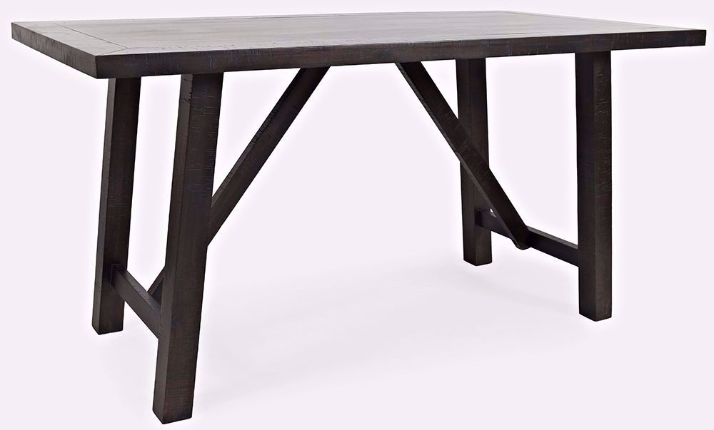 Picture of American Rustics Counter Trestle Table