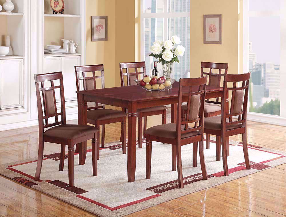 Picture of Sotana Dining Table with Six Chairs