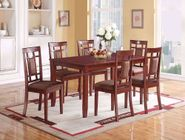 Sotana Dining Table with Six Chairs