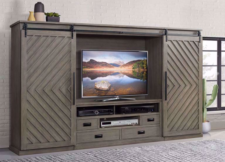 Picture of Crestwood Three Piece Entertainment Center