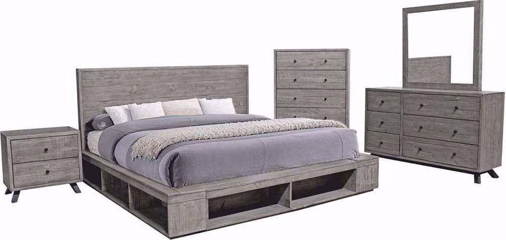 Madre Queen Bedroom Set