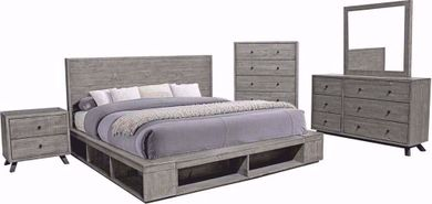 Madre King Bedroom Set