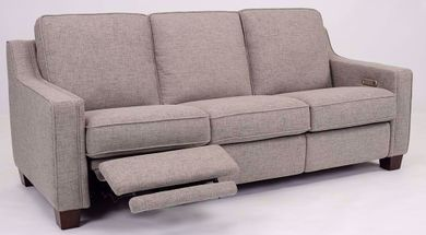 Riley Tan Power Sofa