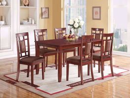 Sotana Dining Table with Four Chairs