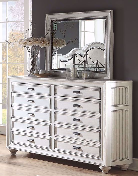 Picture of Harmony Dresser and Mirror