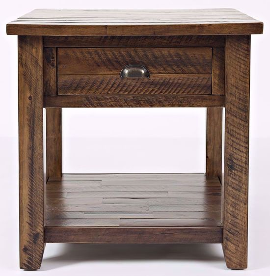 Picture of Artisan's Craft Oak End Table
