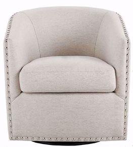 Tyler Multi Nail Swivel Chair