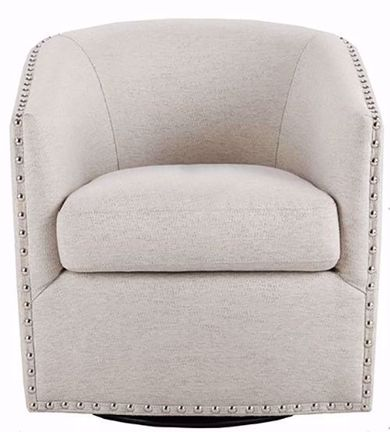 Tyler Multi Nail Swivel Chair