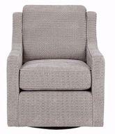 Harris Grey Swivel Chair