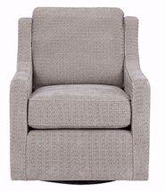 Harris Grey Swivel Chair