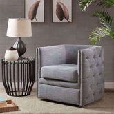 Capstone Slate Swivel Chair