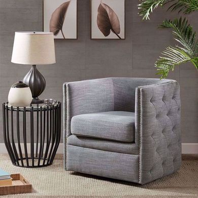 Capstone Slate Swivel Chair