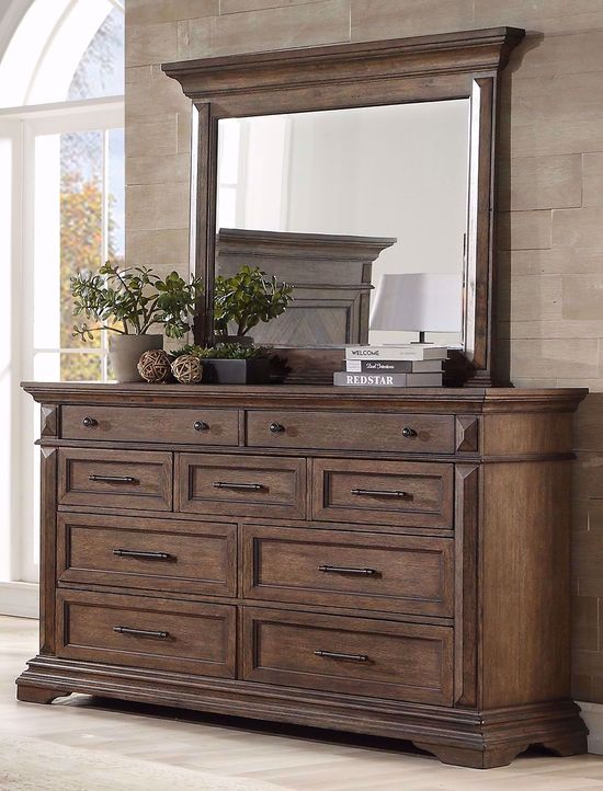 Picture of Mar Vista Dresser and Mirror