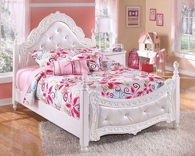 Exquisite Full Bed Set