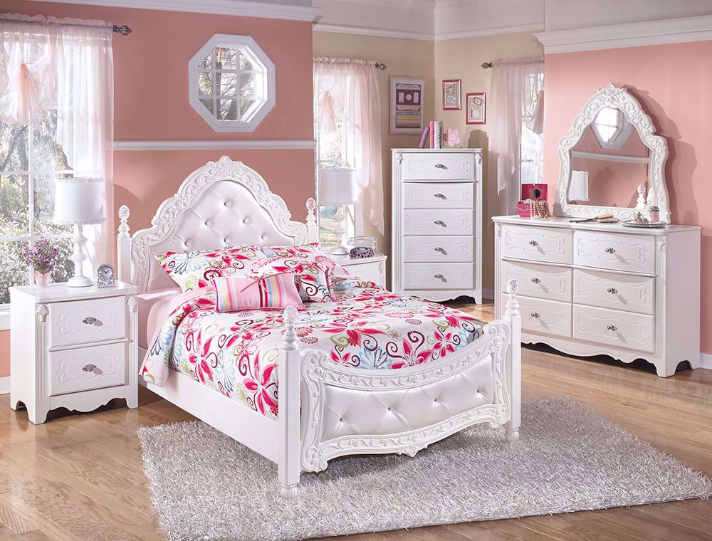 Picture of Exquisite Full Bed Set