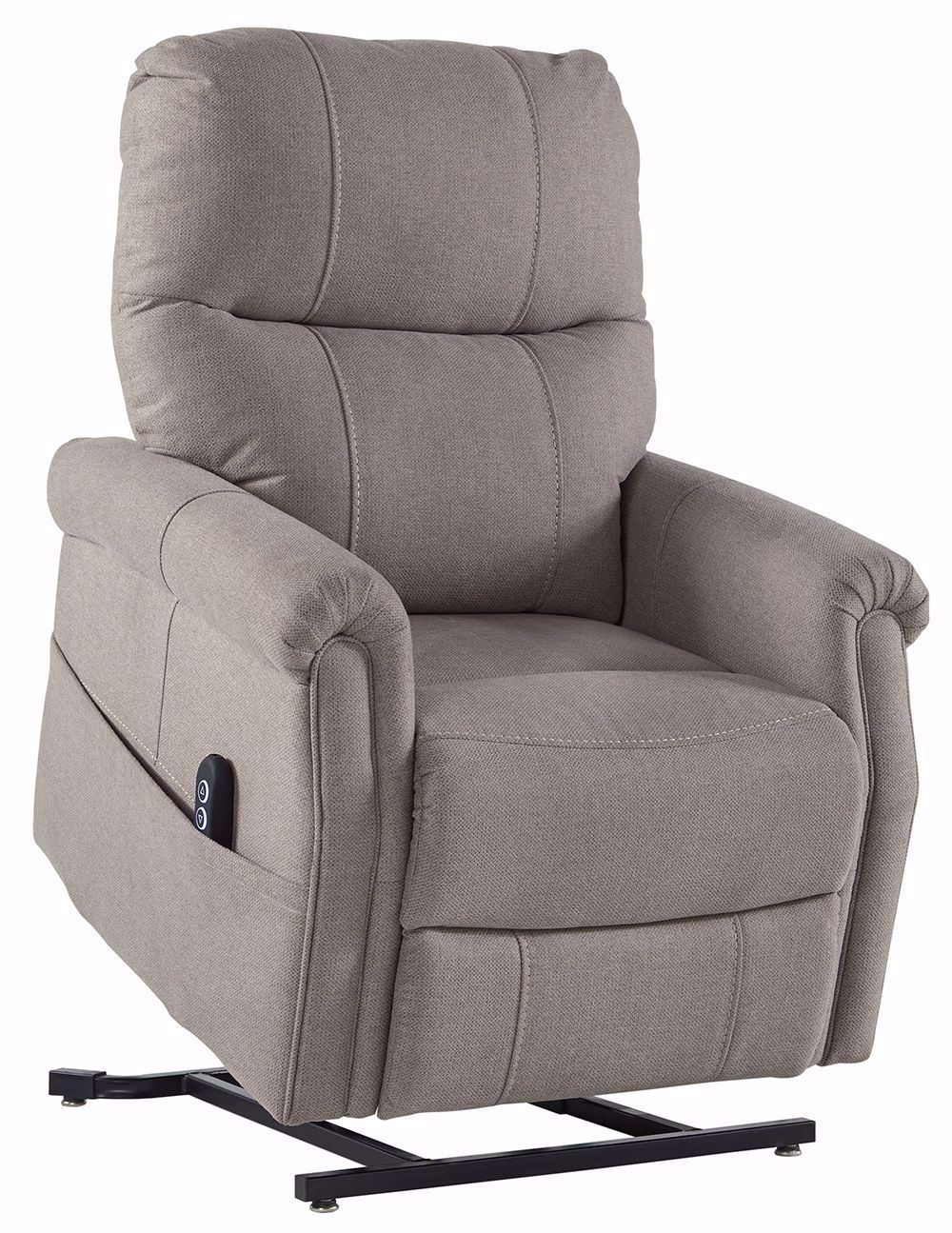 Picture of Markridge Gray Power Lift Recliner