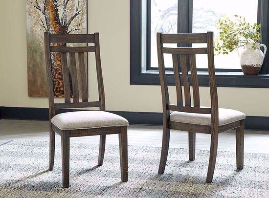 Picture of Wyndahl Splatback Upholstered Side Chair