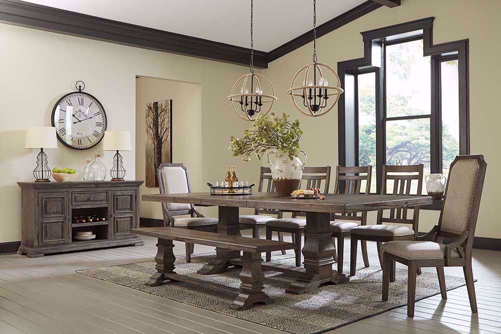 Picture of Wyndahl Extension Table Set