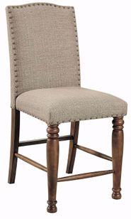 Lettner Upholstered Stool