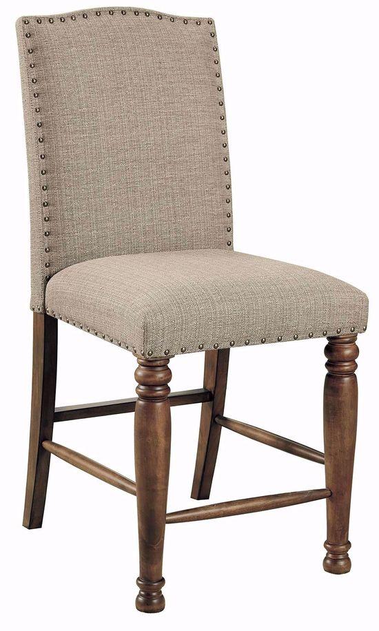 Picture of Lettner Upholstered Stool