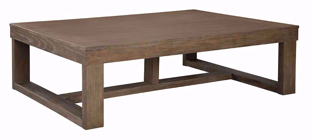 Picture of Cariton Gray Rectangular Cocktail Table