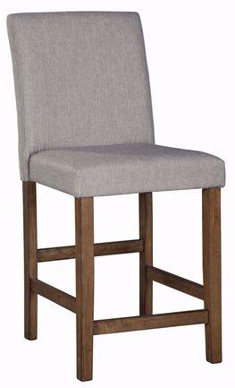Glennox Upholstered Stool