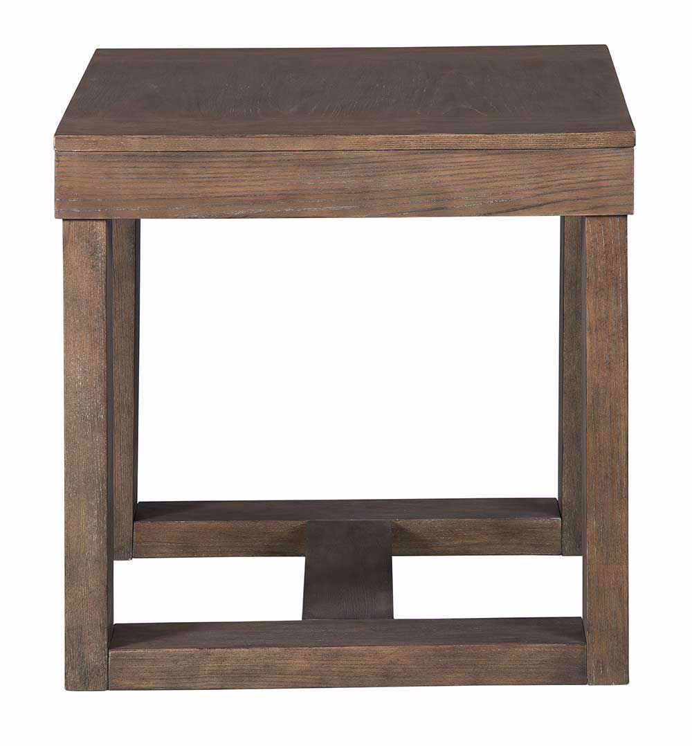 Picture of Cariton Gray Square End Table