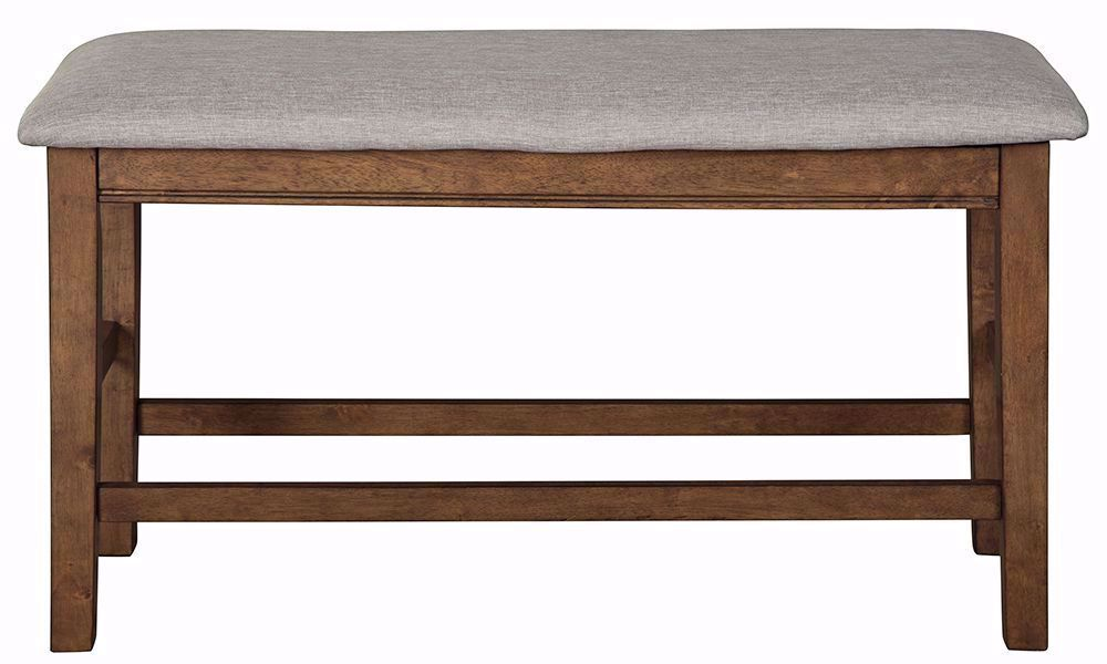 Picture of Glennox Counter Upholstered Bench