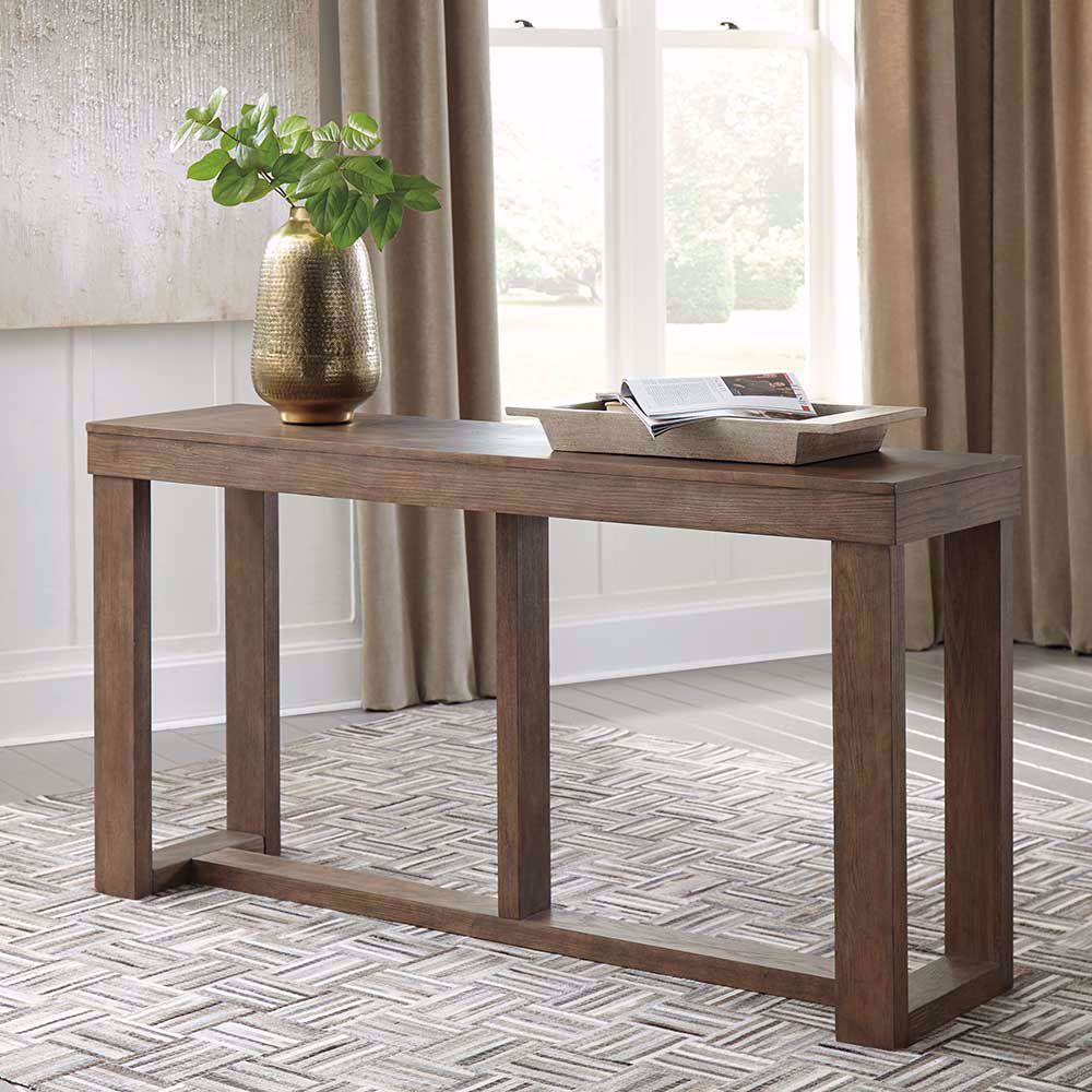 Picture of Cariton Gray Sofa Table